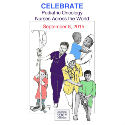 Paediatric Oncology Nurse Poster Campaign